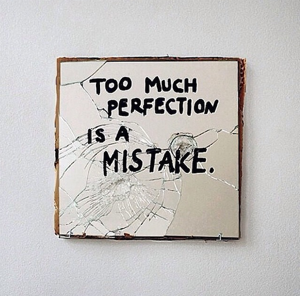 Do You Strive For Perfection?