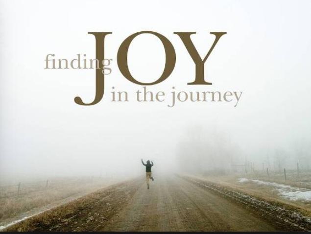 Where Do We Find Joy?